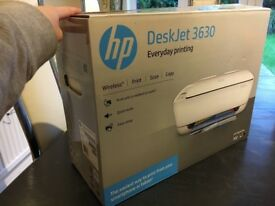 HP 3630 Deskjet All-in- One Wireless, Inkjet Colour Printer