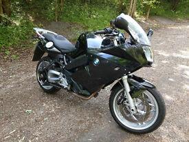 BMW F800 ST 2012