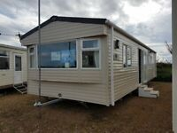 A.B.I HUDSON HOLIDAY HOME - LOCATED AT SILVER SANDS HOLIDAY PARK LOSSIEMOUTH (STATIC CARAVAN)