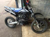 Pit bike 150cc spares/ repairs
