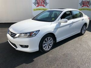 2014 Honda Accord Sedan EX-L, Automatic, Back Up Camera, Only 19