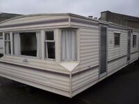 Willerby Jupiter FREE UK DELIVERY 28x12 2 bedrooms offsite static caravan Choice of over 100