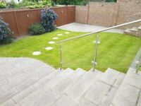 Luxurious newly refurbished 3 bedroom garden flat, 2 bathrooms, conservatory, for rent in Southgate