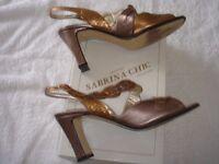 Sabrina Chic high heel Shoes