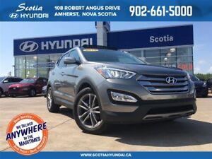 2015 Hyundai Santa Fe Limited - $141 Biweekly - GPS!!!