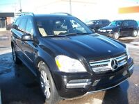 2011 Mercedes-Benz GL-Class SUNROOF RES AWD