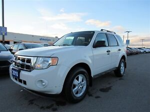 2010 Ford Escape XLT 4X2 CANADIAN WINTER PACKAGE