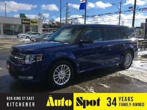 2013 Ford Flex SEL/NAVIGATION/LEATHER/LOADED !