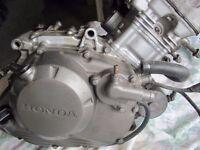 Honda CBR 125 engine KPP E1 Carburetor model spares or repair for project