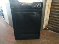 8KG CANDY CONDENSER TUMBLE DRYER IN BLACK