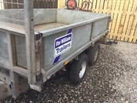 Ifor Williams LM85 Dropside Trailer