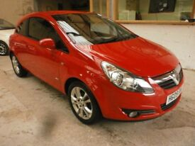 2009 VAUXHALL CORSA 1.4 SXI 3DOOR HATCHBACK, SERVICE HISTORY, CLEAN LIKE NEW, DRIVES VERY NICE