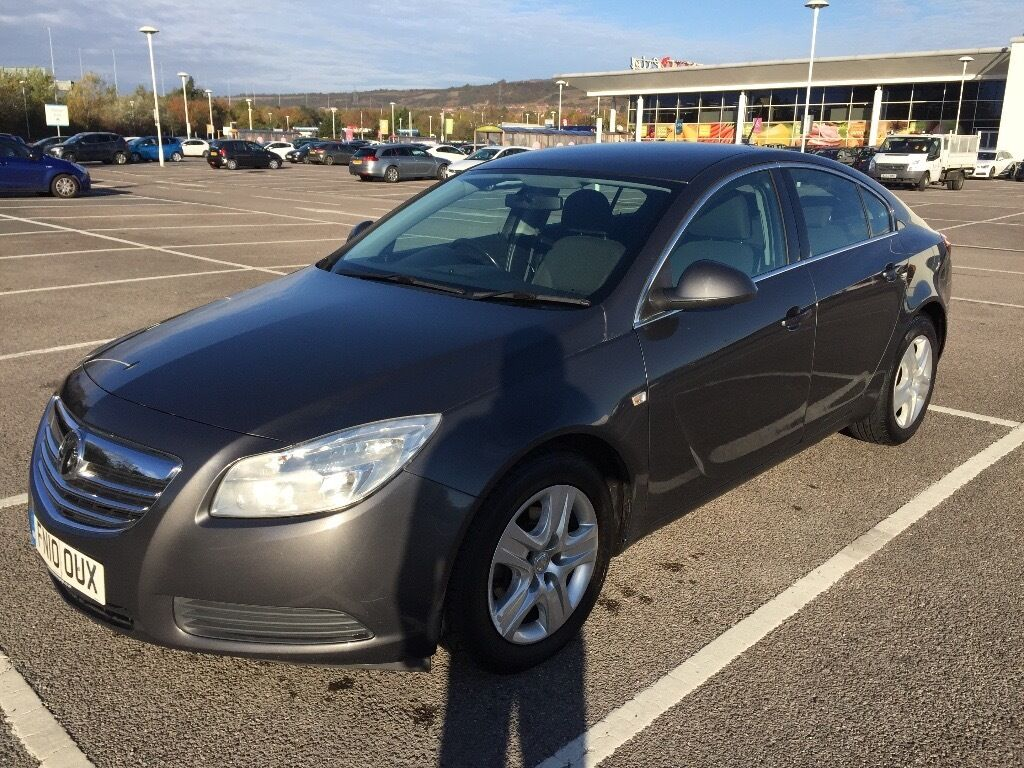 2010 VAUXHALL INSIGNIA EXCLUSIV CDTI 160 / NEW MOT / PX WELCOME / FINANCE AVAILABLE / WE DELIVER