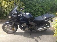 Honda CBF 1000 abs 2007 Metallic Black. FSH, only 10k. As new condition. 1 and a bit owners.