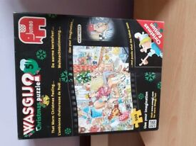 Wasgig puzzles for sale