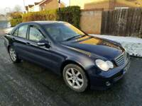 2007 56 mercedes c180 classic se kompressor automatic 1 owner from new fsh