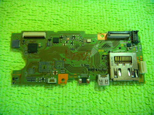 GENUINE SONY HDR-CX440 SYSTEM MAIN BOARD PARTS FOR REPAIR
