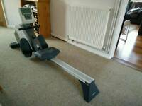 Tunturi R25 folding rowing machine