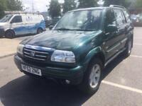 2003 suzuki grand vitara xl7 7 seater only 1 owner full hist like new ac rear parking sensors barg