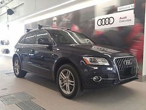 2014 Audi Q5 TDI 8sp Tiptronic Technik