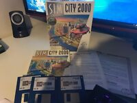 Sim City 2000 for Amiga