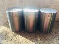 Stainless Steel Jars