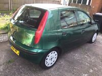 Fiat Punto 1.2 Automatic petrol 72,800