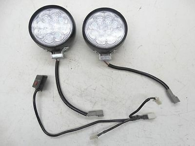 2006 Polaris Sportsman 800 Peterson MFG Implement Head Lights Left Right