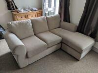 Next At Home Corner Sofa