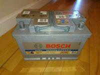 BOSCH S6 008 car battery