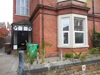 1 Bed Ground floor flat, Burford Road, Forest fields, Nottingham, NG7 6AZ