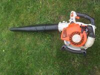 Stihl leaf grass blower