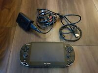PS Vita with 4gb memory card