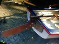 Boat and dinghy parts