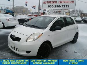 2007 Toyota Yaris LE Auto All Power Options/AC *TRADE SPECIAL*
