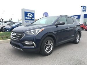 2017 Hyundai Santa Fe Sport 2.4 SE PANORAMIC SUN ROOF LEATHER HE