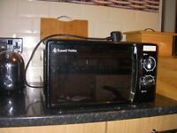 Russell Hobbs microwave for spares / repairs