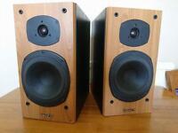 Tannoy Mercury m2 Cherry speakers