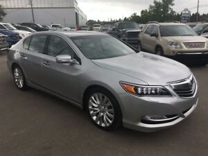 2014 Acura RLX / TECH PACKAGE/ NAV/ B/U CAM
