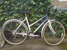 Classic Raleigh Pioneer in excellent condition