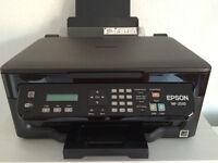 Epson WF-2510 + 15 XXL sealed inks
