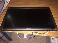 "Toshiba Satellite C850-1G2 Complete Assembly 15.6"" LCD Screen"