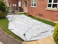 Groundsheet 6m x 3m