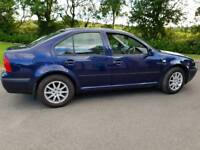 VW Bora 2004 low mileage