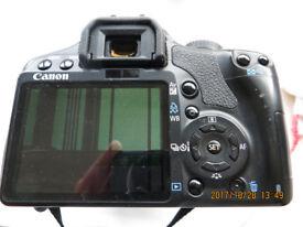 canon eos450d faulty camera body
