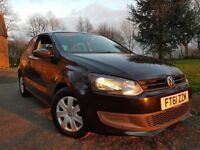 Volkswagen Polo 1.2 S 3dr (a/c)