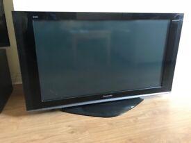 TV Panasonic Viera Plasma + TV stand