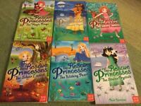 Rescue Princesses 6 book collection