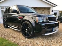 Range Rover Sport RED Edition