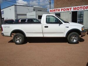 1997 Ford F-150 XL/4x4/Long Box